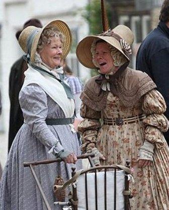 Cranford laughing ladies