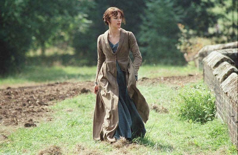 Eliza's walk