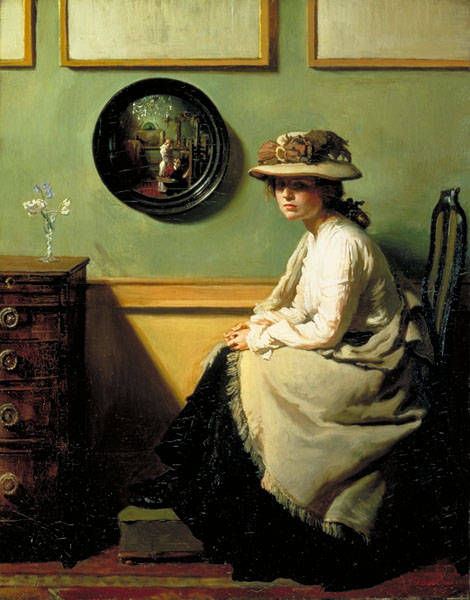 The MIrror Sir William Orpen