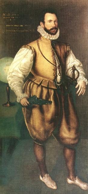 Elizabethan gentleman