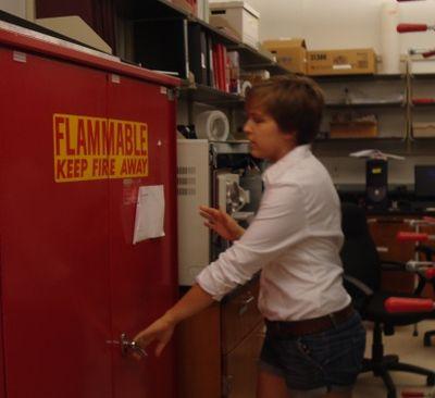 Lori flammable