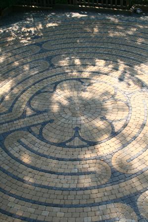 Richmond Hill labyrinth