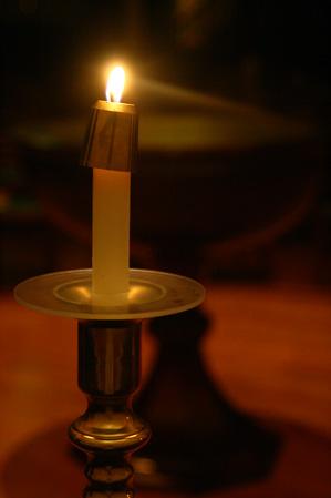 Richmond Hill candle