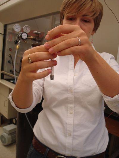 Lori needle
