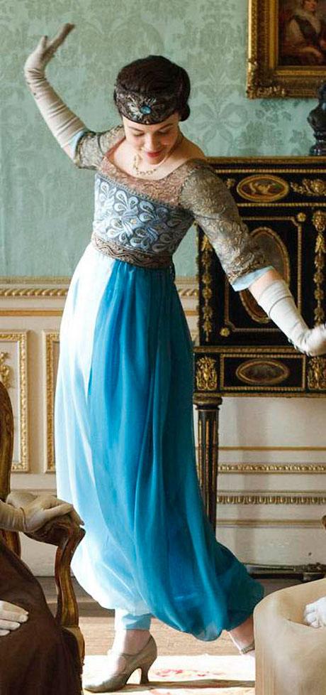 Sybil Blue harem