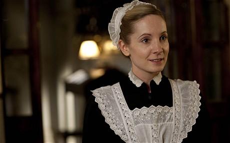 Downton abbey anna formal