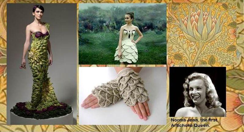 Artichoke fashion