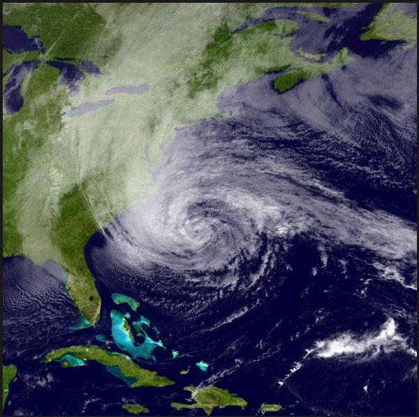 Sandy map