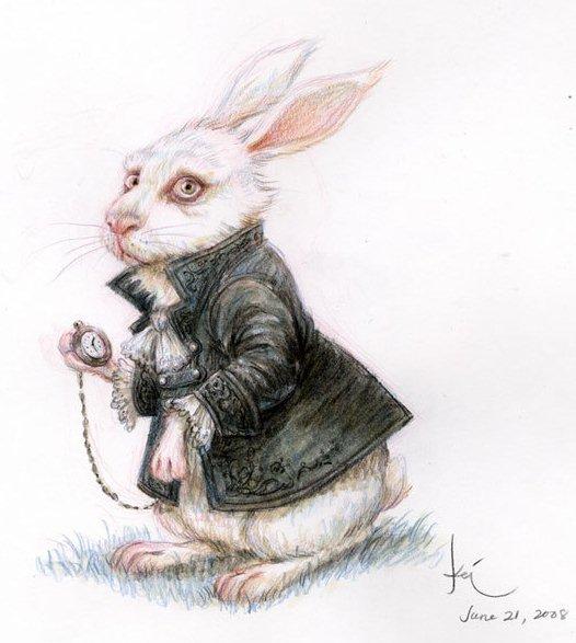 White Rabbit Kei Acedera