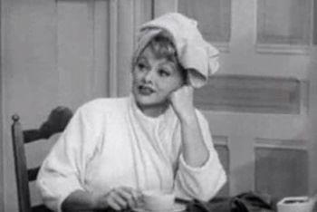 Lucy towel head