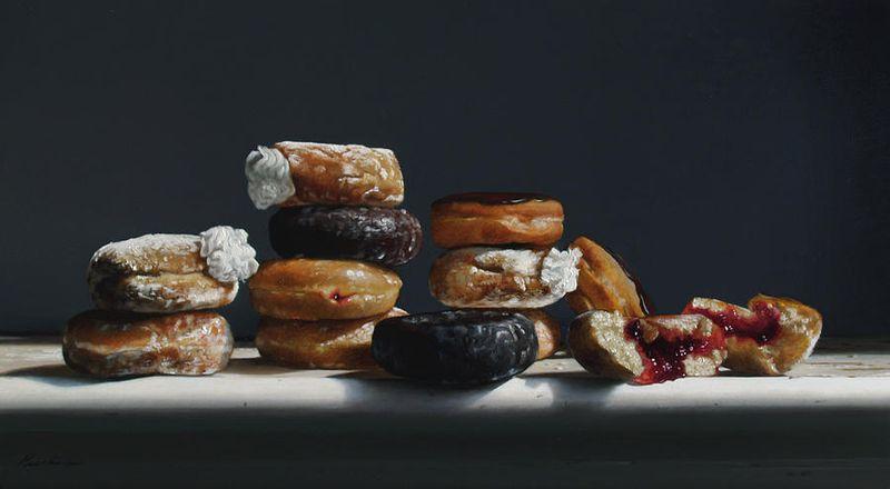 One-dozen-donuts-larry-preston