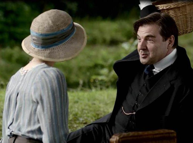Bates and Anna's picnic