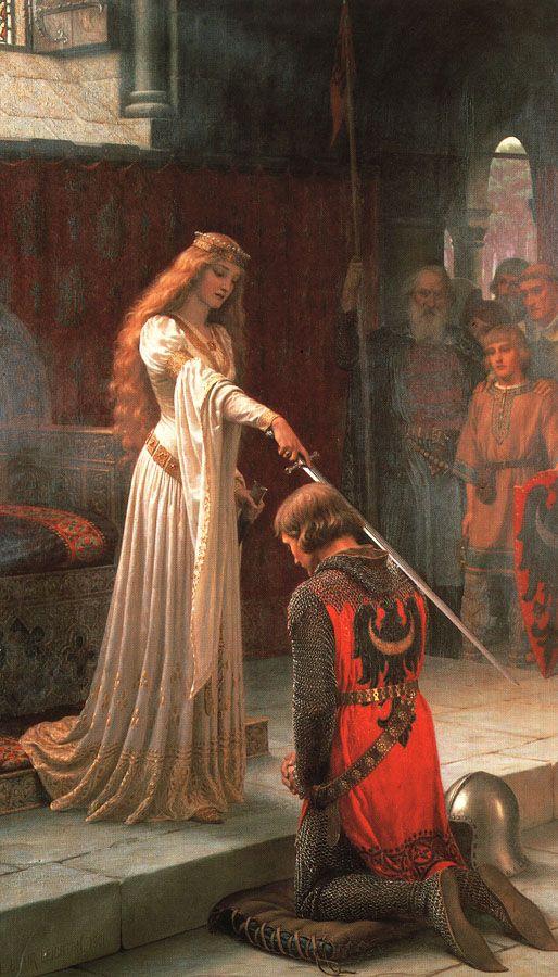 Knighting (1)