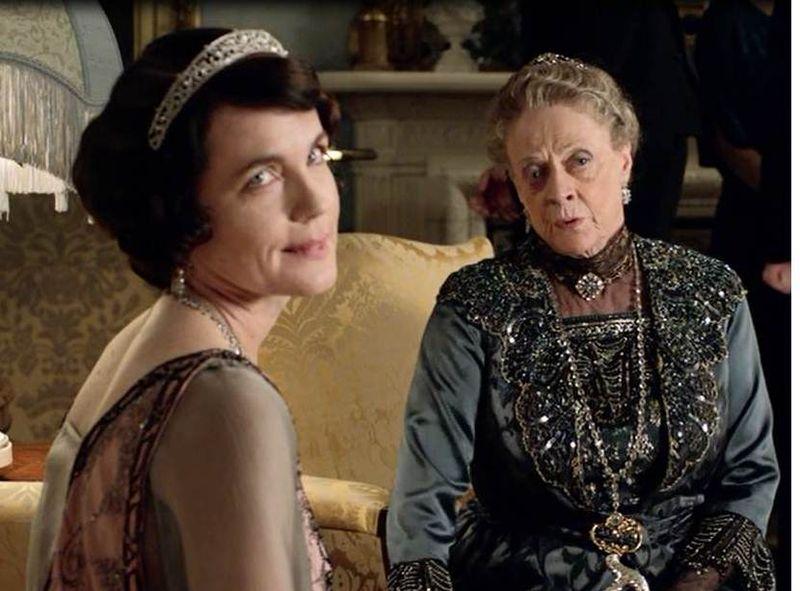 Cora and Countess at Doneagal