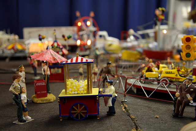 Miniature state fair
