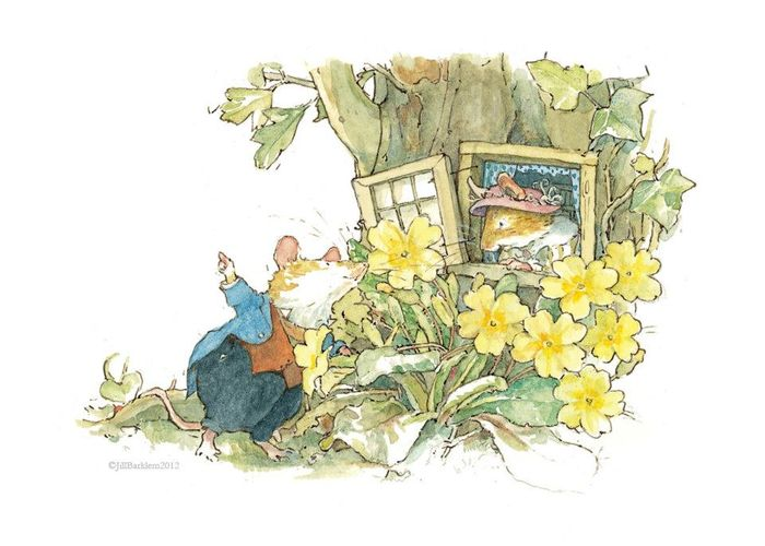 Brambly hedge jonquils