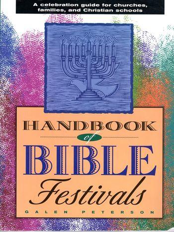 Handbook of Bible Festivals017
