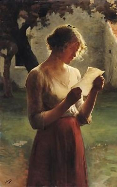 The letter ~ prudent louis leray