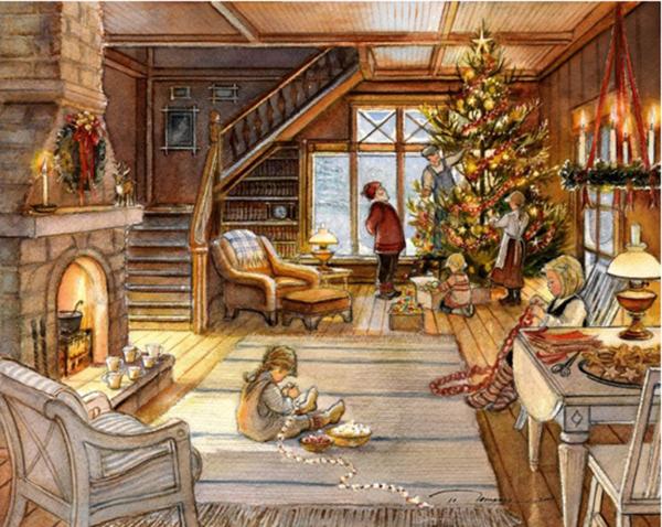 Romance-trisha-best-christmas-ever-canvas